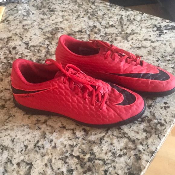 low cost 339f0 e060e Nike Hypervenom X indoor soccer cleats